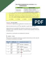 Solucionario de La Ficha 11