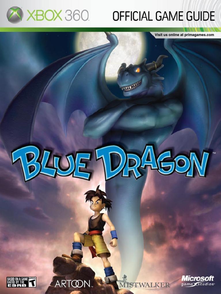 Blue Dragon Official Prima Guidepdf