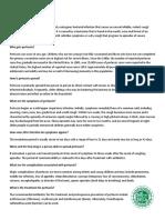 Monroe County's Pertussis Fact Sheet