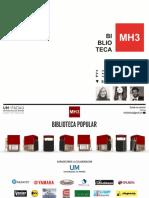MH3 | CALENDARIO + FOTOS DEL PREFABRICADO