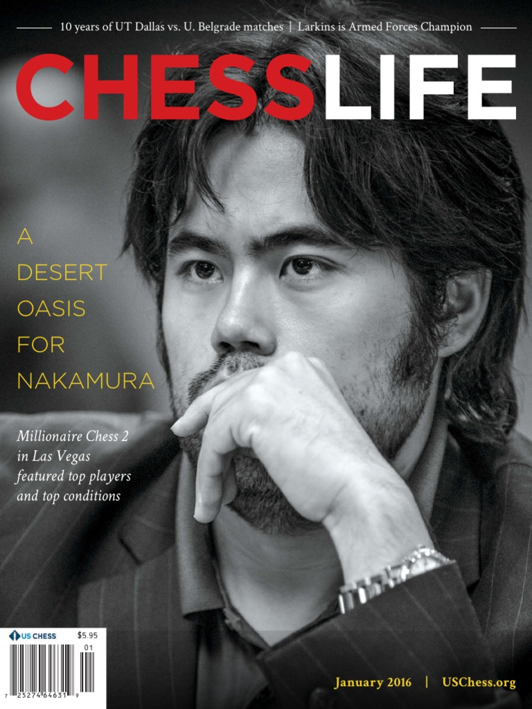 Chesslife 2016 01 Chess Competitive Games Back Gt Gallery For Checkmate Diagram Life