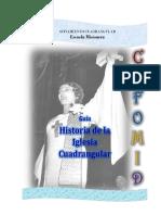 Guia Historia de La Cuadrangular Escuela Misionera