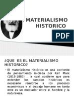 El Materialismo Historico