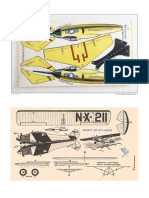 Vintage Paper Planes 01
