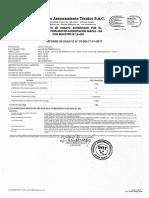 Resultado Analisis Fisico-quimico Laboratorio Sat