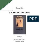 Anais Nin - A Casa do Incesto.pdf