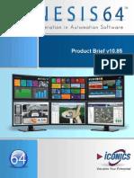 GENESIS64 Product Brief