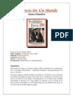Diana Hamilton - El Precio De Un Marido.pdf