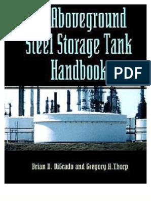 Steel Storage Tank Handbook | Copyright Law | Freedom Of