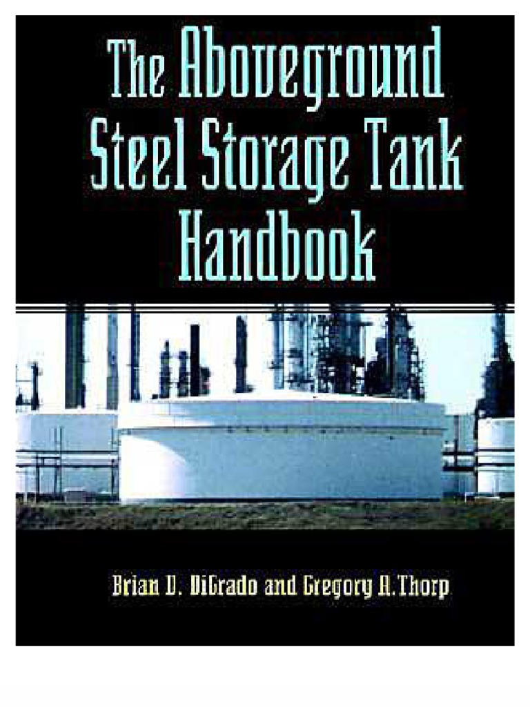 Steel Storage Tank Handbook | Copyright Law | Freedom Of Expression Law