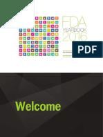 FDA Yearbook2016