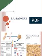 La Sangre y Sistema Cardiovascular