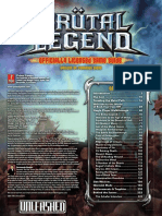 Brutal Legend (Official Prima Guide)