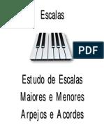 Escalas Maiores e Menores com Arpejos e Acordes.pdf