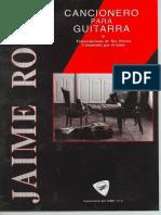 Jaime Roos - Cancionero Para Guitarra