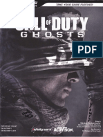 Call of Duty Ghosts (Official Bradeygames Guide)