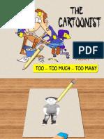 63523 the Cartoonist