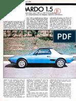 Dardo Corona 1.5 1981 - M3