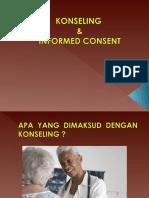 2.Konseling & Informed Consent
