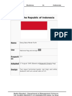 International Business - Indonesia