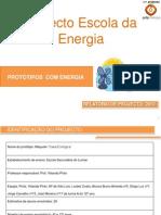 Maquete_Casa Ecológica_