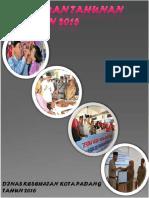Laporan Tahunan Dkk Padang Tahun 2015 Edisi 2016