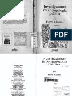 Pierre Clastres - Investigaciones en antropologia politica.pdf