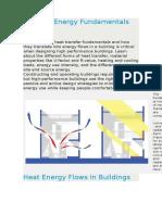 Building Energy Fundamentals