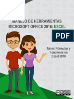 Taller 2 Excel