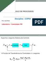 COPS4 Aula 08 - Laboratório Sobre Controle PID