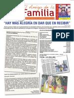 EL AMIGO DE LA FAMILIA domingo 19 febrero 2017