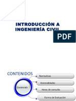 1.00 Introduccion a La Ingenieria Civil