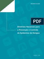 Diretrizes Nacionais Prevencao Controle Dengue