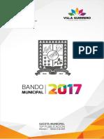 Bando 2017 Ver Imprimir