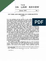 Kahn Freund 1974 the Modern Law Review