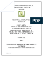 ADA 4 Equipo Mora