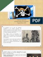 Unidad 2 Piratería S XVII - Esteban García