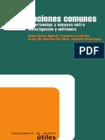 Autores Varios - Nociones comunes. Experiencias y ensayos entre investigacion y militancia.pdf