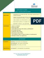 PDF Tema 8 Actitud Ante El Dolor