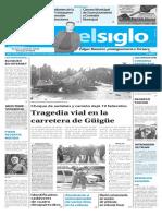 Edición Impresa Elsiglo 17-02-2017