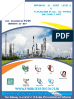 Engineers Edge NDT Institute Brochure - Coimbatore