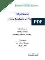 Ellipsometry