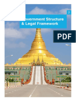 Gov Structure & Legal Framework
