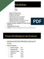 01. Kontrak Prkuliahan Dan GAMBARAN UMUM