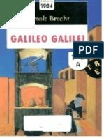 Bertolt Brecht-Galileo Galilei