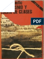 Camilo Taufic-Periodismo y Lucha de Clases