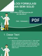 PPT Preformulasi Salep kel.2.ppt