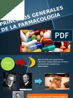 Principios Generales de La Farmacología