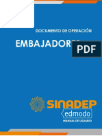 Funciones Del Embajador S-e