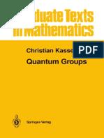 Groups Quantum